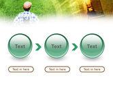 Field Harvesting PowerPoint Template#5