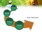 Field Harvesting PowerPoint Template#6