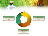 Field Harvesting PowerPoint Template#9
