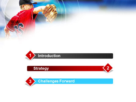 Pitcher PowerPoint Template Slide 3