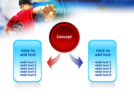Pitcher PowerPoint Template Slide 4