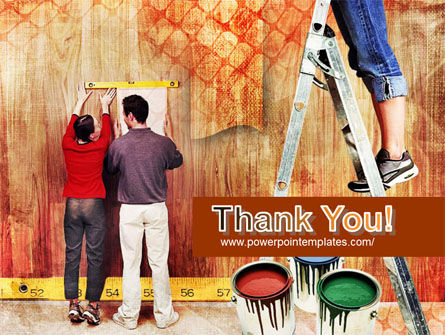 Interior Painting Ideas PowerPoint Template Slide 20