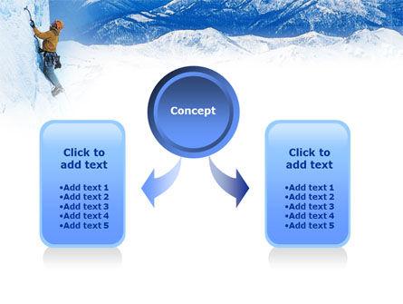 Mountain Climbing PowerPoint Template Slide 4
