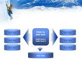 Mountain Climbing PowerPoint Template#13