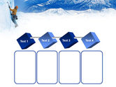 Mountain Climbing PowerPoint Template#18