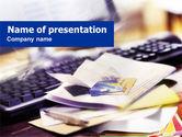 Business Concepts: Templat PowerPoint Perencanaan Anggaran Pribadi #01156