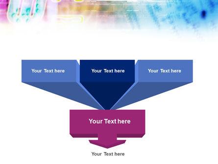 Internet Theme PowerPoint Template, Slide 3, 01159, Telecommunication — PoweredTemplate.com