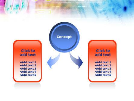 Internet Theme PowerPoint Template, Slide 4, 01159, Telecommunication — PoweredTemplate.com