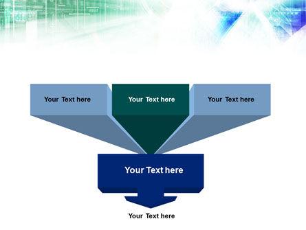 Technology Theme PowerPoint Template Slide 3