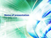 Technology and Science: Technology Theme PowerPoint Template #01161