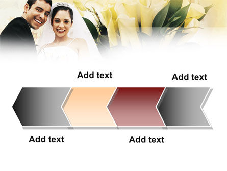 Married Couple Photo PowerPoint Template Slide 16