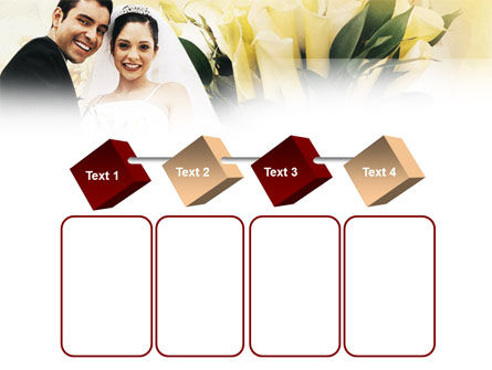 Married Couple Photo PowerPoint Template Slide 18