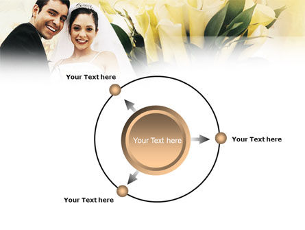 Married Couple Photo PowerPoint Template Slide 7