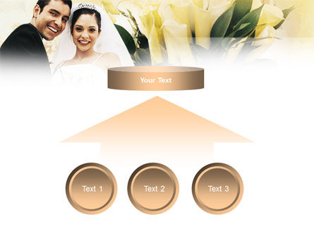 Married Couple Photo PowerPoint Template Slide 8