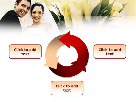 Married Couple Photo PowerPoint Template Slide 9