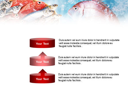 Fish Products PowerPoint Template Slide 10