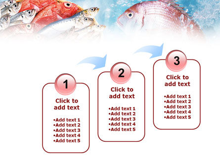 Fish Products PowerPoint Template Slide 14