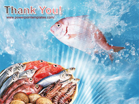 Fish Products PowerPoint Template Slide 20