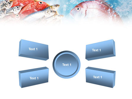 Fish Products PowerPoint Template Slide 6