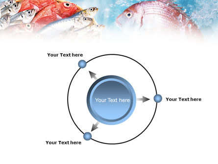 Fish Products PowerPoint Template Slide 7