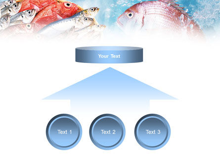 Fish Products PowerPoint Template Slide 8