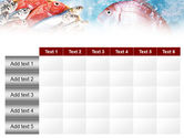 Fish Products PowerPoint Template#15