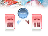 Fish Products PowerPoint Template#4