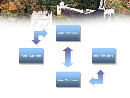 Great Wall Of China PowerPoint Template Slide 4