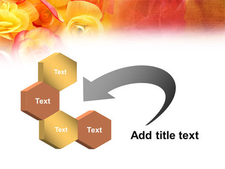 Rose Bouquet PowerPoint Template Slide 11