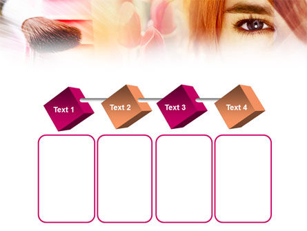 Makeup Cleanser PowerPoint Template Slide 18