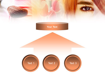 Makeup Cleanser PowerPoint Template Slide 8