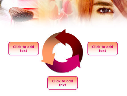 Makeup Cleanser PowerPoint Template Slide 9