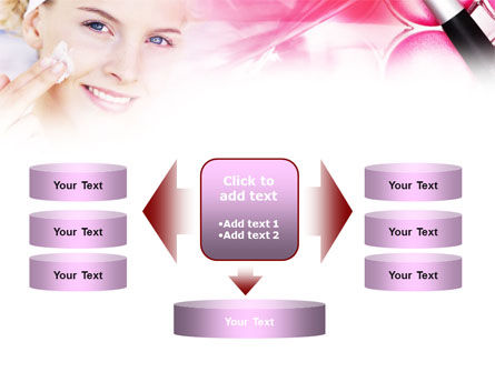 Makeup Tips PowerPoint Template Slide 13