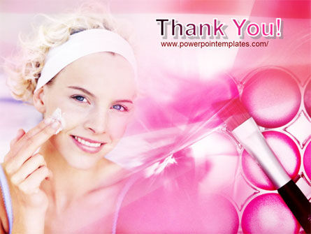 Makeup Tips PowerPoint Template Slide 20