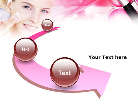 Makeup Tips PowerPoint Template Slide 6