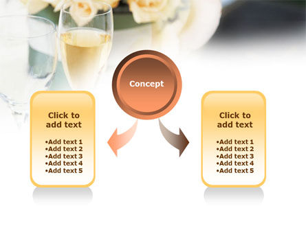 Marriage Rings PowerPoint Template, Slide 4, 01178, Holiday/Special Occasion — PoweredTemplate.com