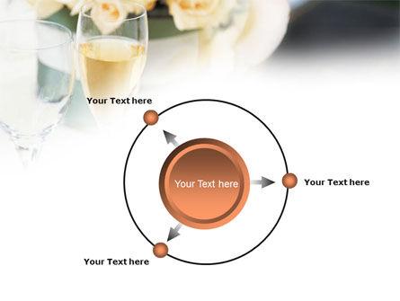 Marriage Rings PowerPoint Template Slide 7