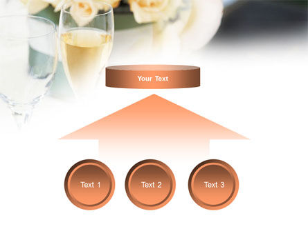 Marriage Rings PowerPoint Template Slide 8