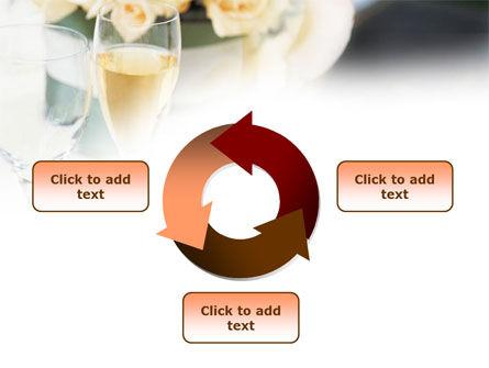 Marriage Rings PowerPoint Template Slide 9