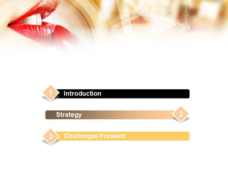 Pomade PowerPoint Template, Slide 3, 01179, Business — PoweredTemplate.com