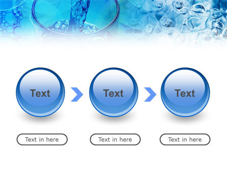 Pouring Water PowerPoint Template Slide 5