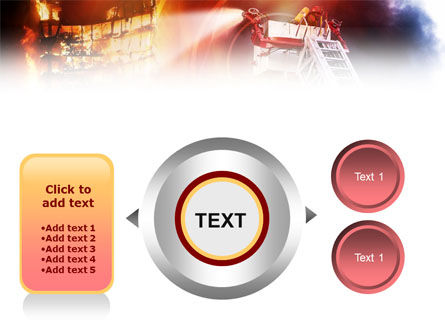 Fire Fighting PowerPoint Template Slide 12