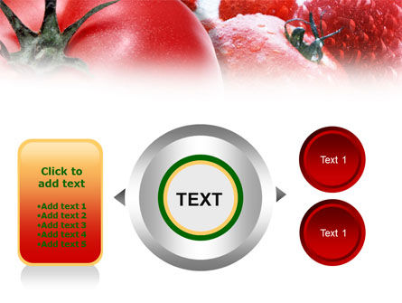 Tomatoes PowerPoint Template Slide 12