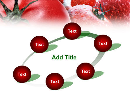 Tomatoes PowerPoint Template Slide 14