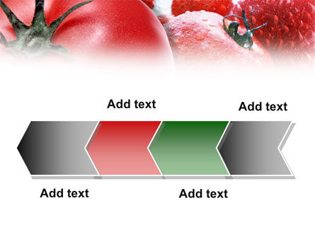 Tomatoes PowerPoint Template Slide 16