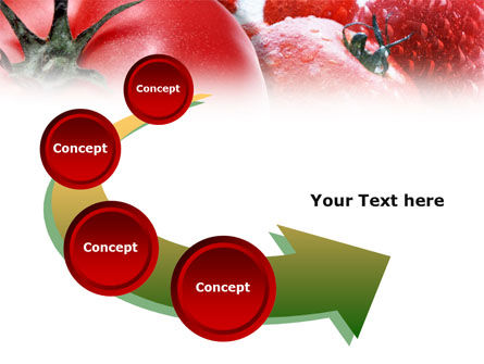 Tomatoes PowerPoint Template Slide 6