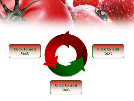 Tomatoes PowerPoint Template Slide 9