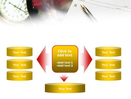 Medical Center Card PowerPoint Template Slide 13