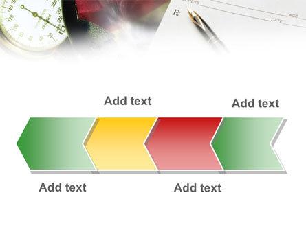 Medical Center Card PowerPoint Template Slide 16