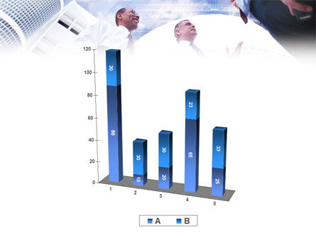 Business Men PowerPoint Template Slide 17